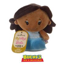 Holiday Barbie Doll 2016 Hallmark itty bitty bittys  African American  B... - $9.84