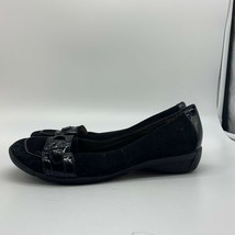 Kenneth Cole Reaction Black Slip On Comfort Shoes Womens, Size 6.5 - $13.86