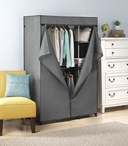 Breathable Double Rob Closet Wardrobe Organizer... - $29.99