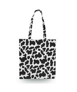 Woody Cowhide Canvas Tote Bag - $27.99+