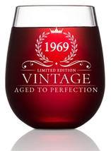 50th Birthday Gifts for Women and Men Turning 50 Years Old - 15 oz. Vint... - $15.62