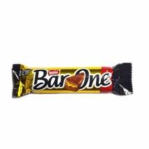Nestle  Nestle BarOne  Chocolate Bar  Caramel + Chocolate  12x 22 Gm - $11.49