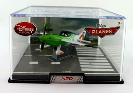 Disney Store Planes NED Collector Display Case Die Cast 1:43 NEW - $10.95