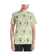 Birds Pattern Women's T-shirt - $43.00