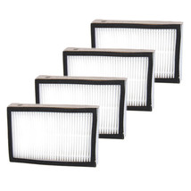 4x HQRP H12 Filters for Panasonic AC38KBRMZ000 MC-CG901 MC-CG973 MC-GG773 - $39.45