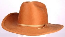 TANBARK 6 3/4 Cowboy Hat-Made in USA - $70.11