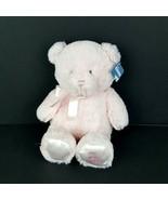 """Baby Gund Plush Pink My First Teddy Bear 11"""" Sewn Eyes Stuffed Animal Ta... - $12.37"""
