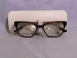Anne Klein Mocha Tortoise AK5078 228 Rx Eyeglass Frames Brand New $179 Msrp - $29.02