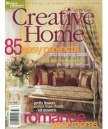 BH&G CREATIVE HOME - Fall 2003 - $5.00