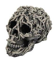 Erotica Skull Morphing Body Skull Collectible Desktop 5 Inch H - $24.74