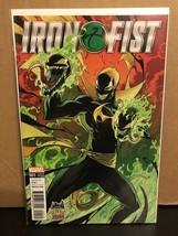 Iron Fist #1 J Scott Campbell Venomized Variant Midtown Comics Exclusive... - $18.69