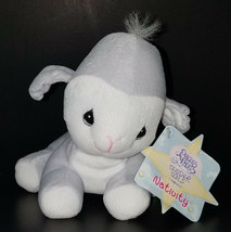 Precious Moments Tender Tails by Enesco LAMB Bean Bag Plush Sheep Nativi... - $10.84