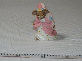 HALLMARK Miniatures Charm Cinderella Mouse 1994 No Box figurine - $10.68