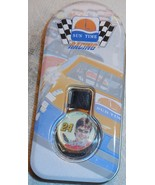 Jeff Gordon Face Wristwatch NOS Needs New Battery (Not Included) IOB - £12.72 GBP