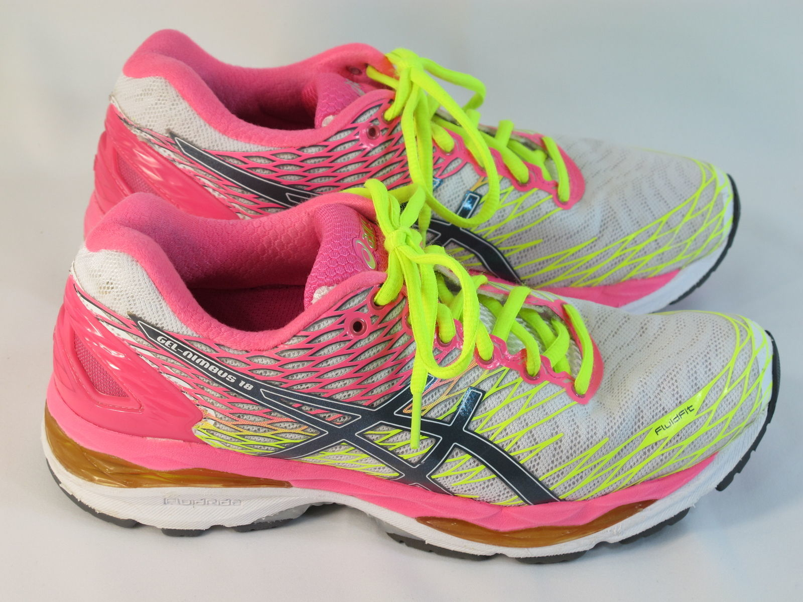 7b84b4dba ASICS Gel Nimbus 18 Running Shoes Women s and 50 similar items. S l1600