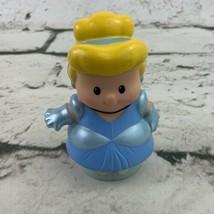 Fisher Price Little People Disney Princess Cinderella Figure - $11.88