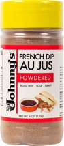 Johnny's French Dip Au Jus Powder, 6 Ounce (Pack of 6) - $35.75