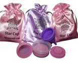 Collapsible Menstrual Cup