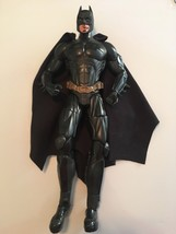 "Dark Knight Rises Interactive Batman DC Direct 15"" inch  Batman toy figu... - $9.89"