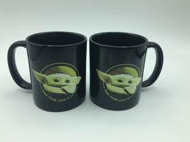 Lot of 6 Disney Star Wars Mandalorian The Child Baby Yoda Tea Coffee Mug Grogu image 7
