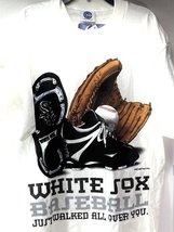 "Chicago White Sox Vintage 1996 MLB ""Just Walked..."" (New) Tee / College Concepts - $18.99+"