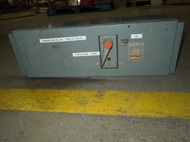 FPE QMQB1036 100A 3p 600V Single Fusible Switch Unit Used - $600.00