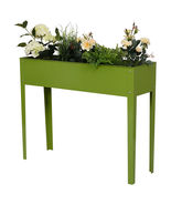 """40"""" x 13"""" Outdoor Elevated Garden Plant Flower Bed - Color: Green - £103.86 GBP"""
