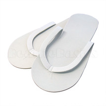 48 Pairs Disposable Pedicure Slippers Flip Flop Nail Salon Sandal - #DS0... - $18.80