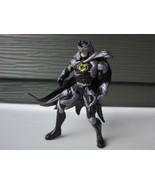 1996 Kenner DC Comics Total Justice Fractal Armor Batman Action Figure - $8.60
