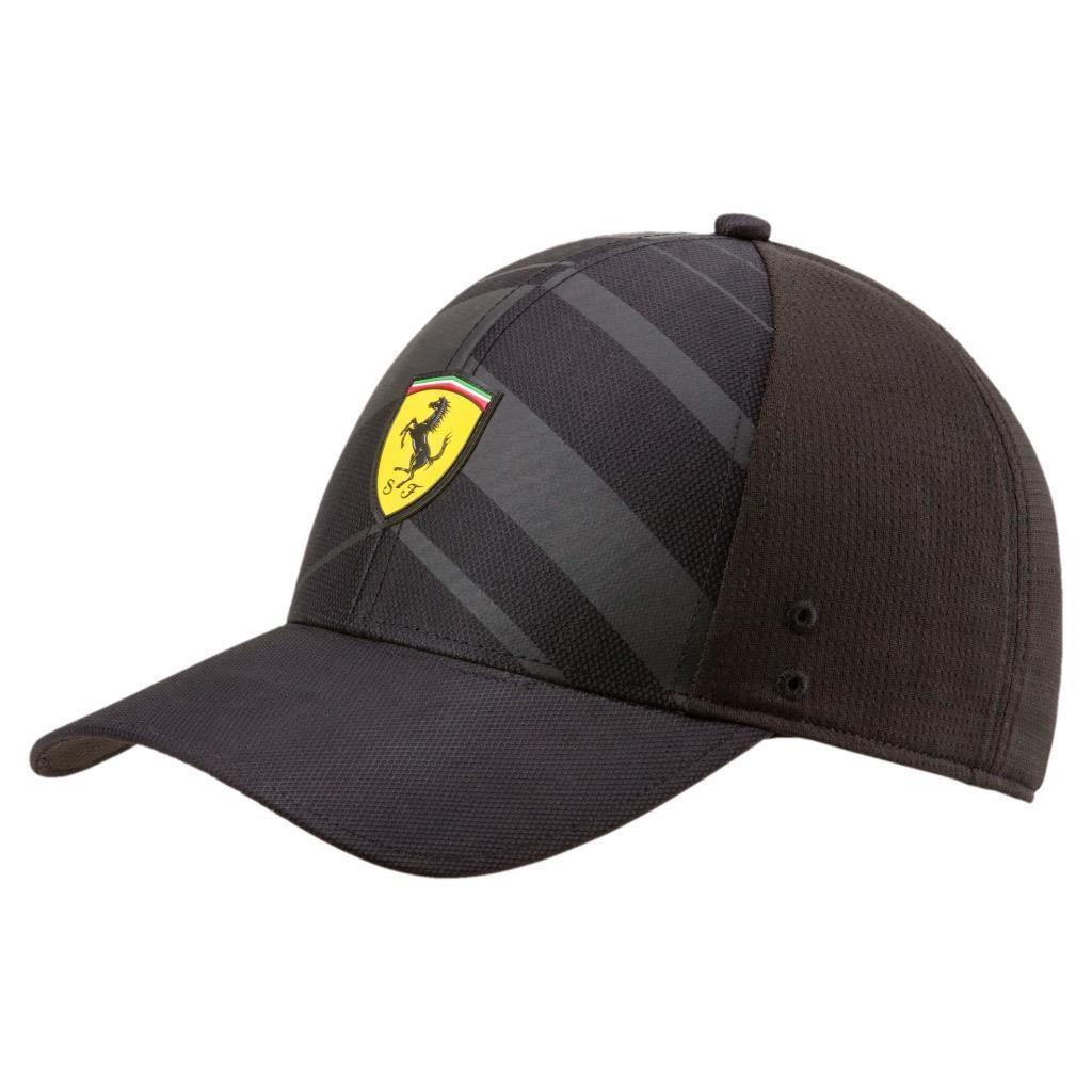 Puma Ferrari Men's Team Sport Adjustable Baseball Trucker Hat Cap 02152002