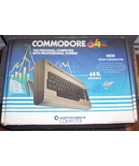 Commodore 64 C64 Vintage Computer Complete in Original Box, Tested and W... - $89.95