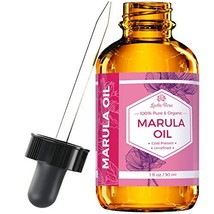 Marula Oil by Leven Rose Pure Organic, Extra Virgin, Cold Pressed, All Natural F