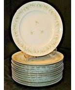 Johann Haviland Bavaria Dinner Plate AA20-7170BB Vintage - $145.50
