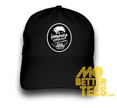 Custom Printed Black Panther Wakanda Dad Hat Vibranium - $14.99