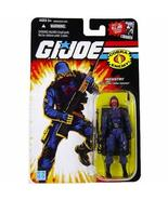 G.I. Joe 25th Anniversary Figure Cobra Trooper Comic Series (Red Logo On... - $16.82