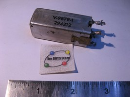 Coil Tunable Ferrite Core Transformer V-9879-1 294312 Radio - Used Vinta... - $9.49