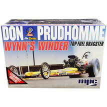 Skill 2 Model Kit Don Snake Prudhomme Wynn's Winder TFD Top Fuel Dragste... - $56.42