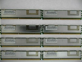 16GB (8X2GB) Fbdimm PC2-5300F 667GHz pour Dell PowerEdge 1900 1950 2900 2950