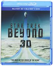 Star Trek Beyond (Three-Disc Combo: Blu-ray 3D + Blu-ray + DVD) (2016)