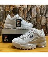 Woman's Sneakers & Athletic Shoes Fila Disruptor II Premium SIZE 8.5M - $62.10