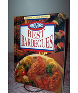 Kingsford Best Barbecues Favorite All Time Recipes 1993 - $7.99