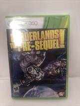 Borderlands: The Pre-Sequel Microsoft Xbox 360 New Factory Sealed A11F - $10.95