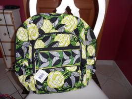 Vera Bradley Campus backpack  in La Neon Rose pattern  - $62.50