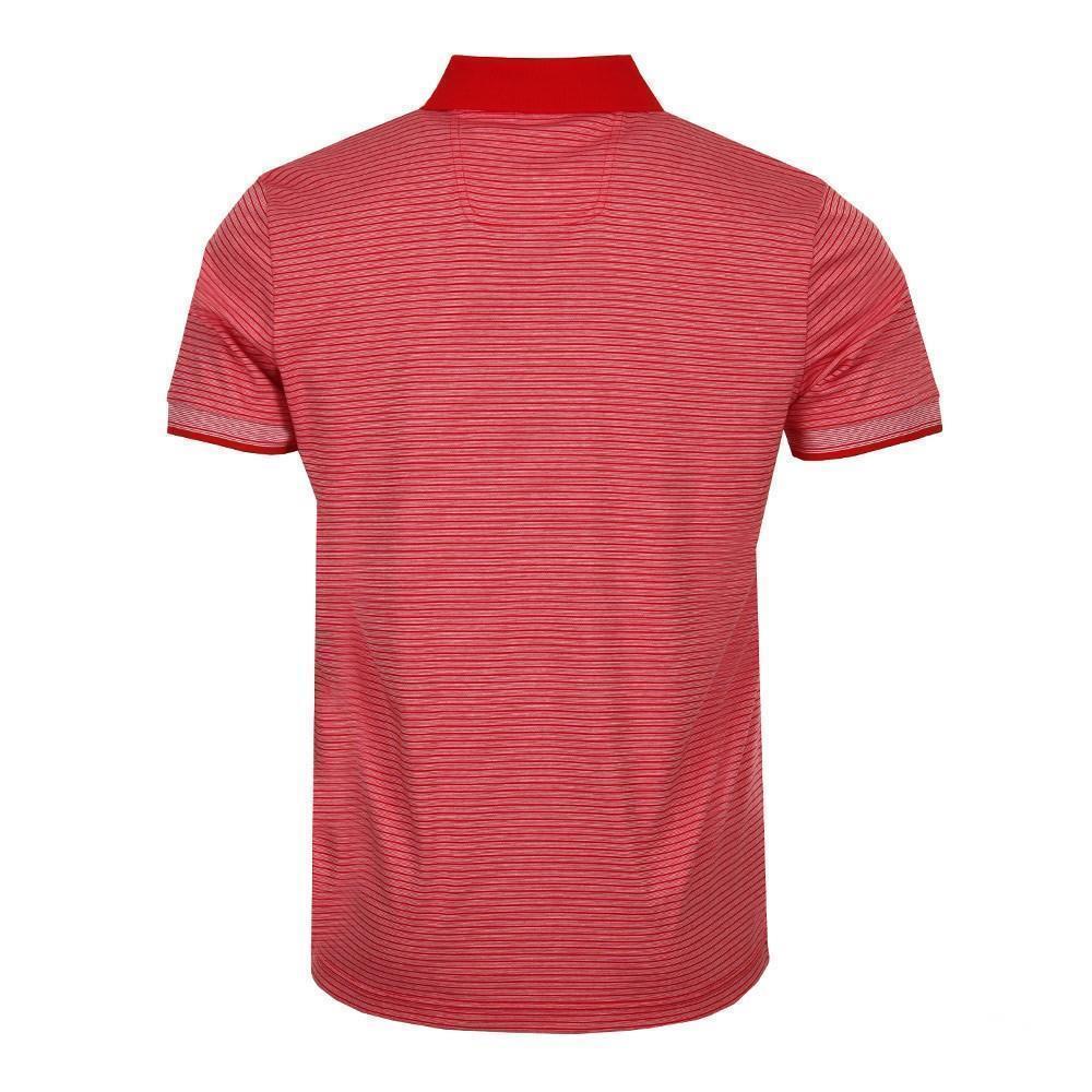 Hugo Boss Men's Luxury Cotton Polo Shirt T-shirt Regular Fit Paddos 50369736 610