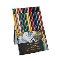 Prismacolor Premier Verithin Colored Pencils, Assorted Colors, 36 Pencil... - $18.98