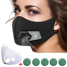 N95 Automatic Respirator Mask,Air Purifying Mask,Anti Pollution Mask For... - $40.07