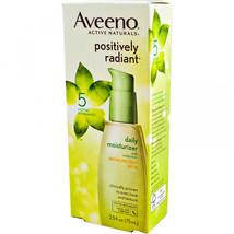 Aveeno, Active Naturals, Positively Radiant, Daily Moisturizer, SPF 30, ... - $32.04