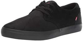 Globe Men's Winslow Skate Shoe, Black Cord, 8 Medium US