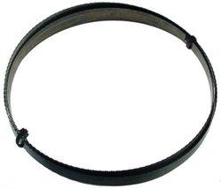 """Magnate M89.5C38H6 Carbon Steel Bandsaw Blade, 89-1/2"""" Long - 3/8"""" Width; 6 Hook - $11.30"""