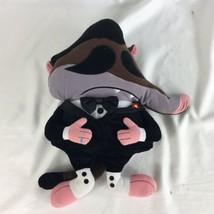 Disney Zootopia Mr. Big Plush Pillow Pal Mob Boss Mouse 12 Inches - $6.80